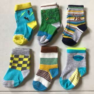 0-6m Mothercare Baby boy Socks