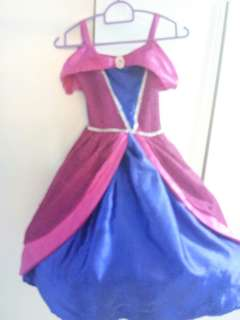 Toys r us Anna costume wear