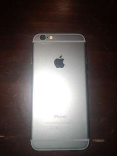 iPhone 6, silver, 16GB, mint condition- $300 OBO