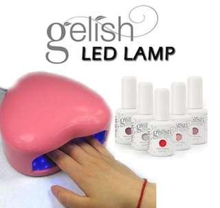 🚚 Gelish Nail UV lamp SUPER DEAL