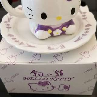 Hello Kitty Espersso咖啡柸 (北海道版)