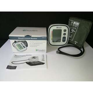 Blood Pressure Monitor [Negotiable]