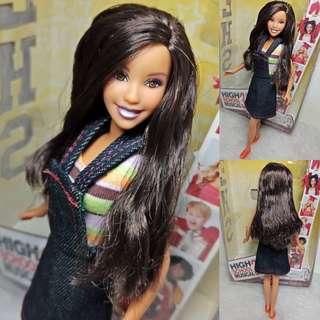 Barbie Gabriella high school musical