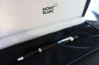 Mont Blanc boheme bleu ballpoint Pen