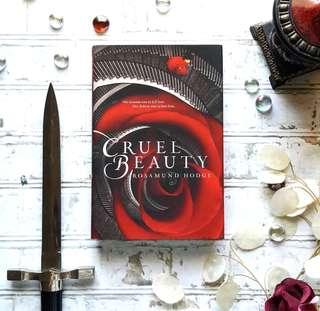 ✨ cruel beauty - rosamund hodge [brand new]