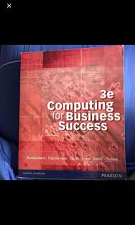 Computing for business success