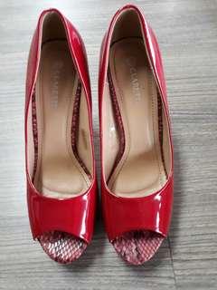 CLARETTE high heels