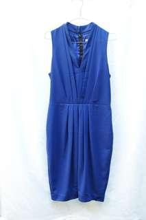 H&M Dress (Blue)