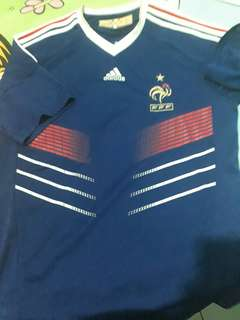 France Authentic 2010 World Cup kit