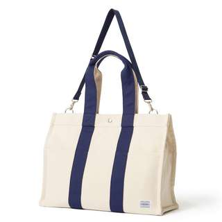(代購)HEAD PORTER 2WAY TOTE BAG (M)