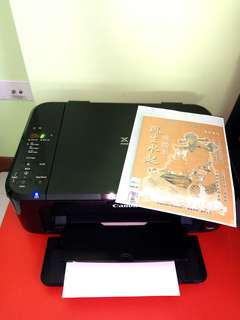 CANON PIXMA MG3170 INKJET COLOUR PRINTER YISHUN / Blk 26 Toa Payoh East