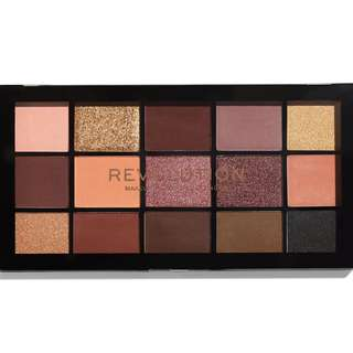 🚚 NEW! Revolution Re-Loaded Palette Velvet Rose (In Stock Now!)