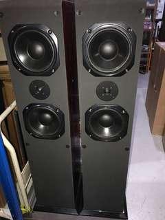 Audio Definition speakers