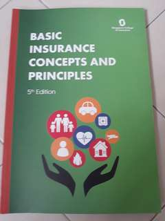 Basic insurance concepts and principles