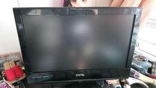 "BENQ 22"" LCD TV"