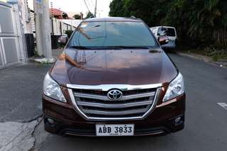 2015 Toyota Innova G Brand New Condition