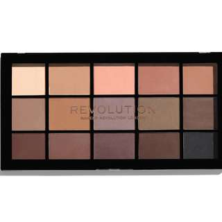🚚 NEW! Revolution Re-Loaded Palette Basic Mattes (In Stock Now!)