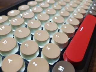Lofree wireless mechanical keyboard (Four seasons)