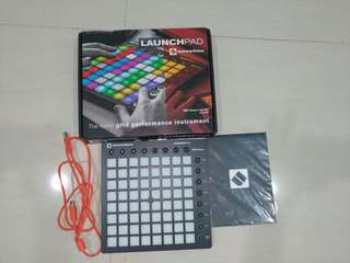 Launchpad novation mk2