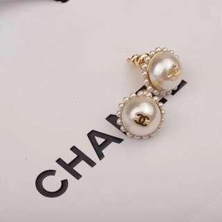 Chanel 耳釘