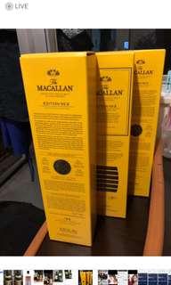 Macallan Limited Edition No. 3