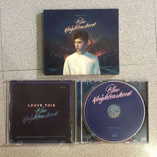 TROYE SIVAN - BLUE NEIGHBOURHOOD CD