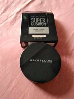 maybelline super cushion