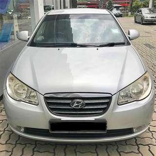 Hyundai AVANTE DONT WAIT, RENT NOW