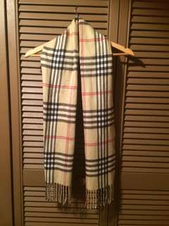 Made in Italy cashmere scarve