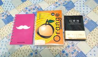 BUNDLE NOTEPAD AND MINI NOTEBOOK