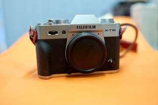 Fujifilm X-T10 XT-10 camera body