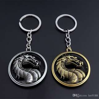 MORTAL KOMBAT KEYCHAIN KEY CHAIN