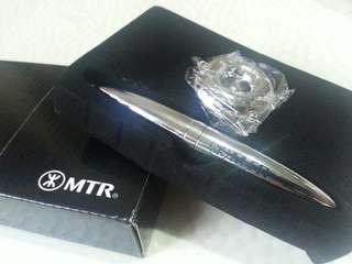 MTR 原子筆及筆座