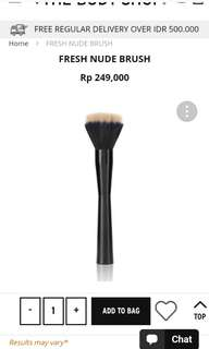 The Body Shop Fresh Nude Foundation Brush