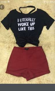 Forever21 shorts for sale!