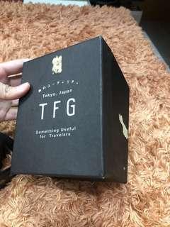 TFG Camera Strap (Black)
