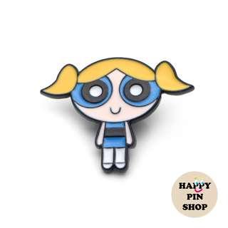 Buttercup - Powerpuff Girls Enamel Pin