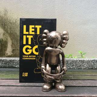 Let It Go - Cold Cast Edition  by FLABSLAB 全新未使用(非KAWS,Nara,村上隆,奈良美智,草間彌生)