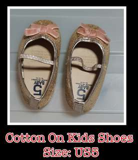 Cotton On Kids Shoes