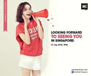 lf yoona fanmeeting ticket