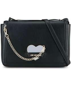 Love Moschino Borsa Calf Top Handle Bag