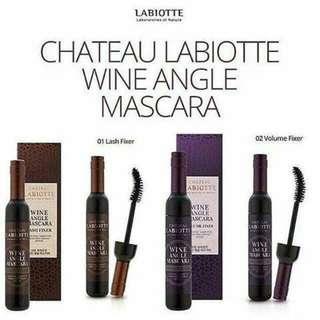 (D) Chateau Labiotte Wine Angle Mascara