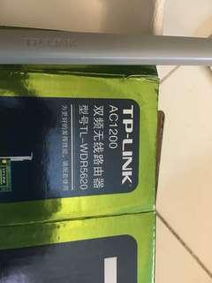 TP-Link Router 5G+2.4G
