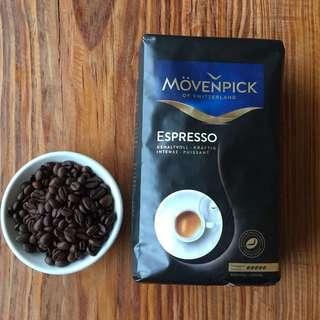 瑞士Movenpick 咖啡豆 500g