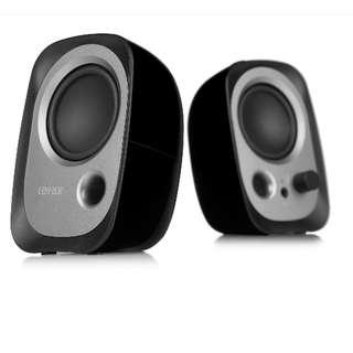 Edifier R12U USB powered 2.0 Multimedia 3.5mm AUX Speakers