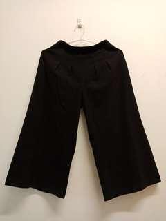 🚚 厚款寬褲