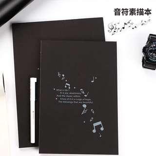 Journal: Black Note