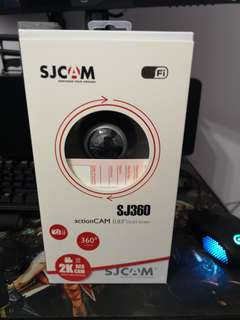 SJ360 actionCAM Sony 12MP Wi-Fi