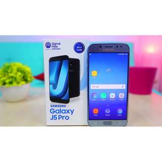 Samsung Galaxy J5 Pro Bunga 0% Dp Mulai 15 % Free 1x Angsuran Bebas Admin