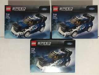 75885 Ford Fiesta M- Sport WRC
